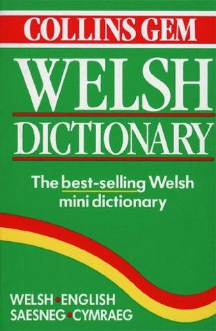 Collins Gem Welsh Dictionary (Collins Gems)