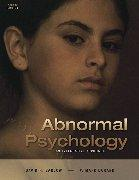 Abnormal Psychology- Text Only