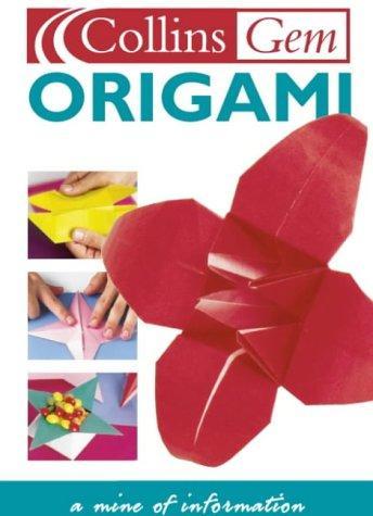 Origami (Collins Gems)
