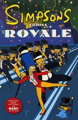 Simpsons Comics Royale UK Edition - Matt Groening - Paperback