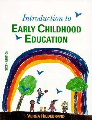 introduction to early childhood education This online course will introduce students to contemporary principles related to  early learning and care with a particular focus on discovering.