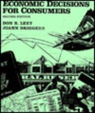 Economic Decisions for Consumers (2nd Edition)