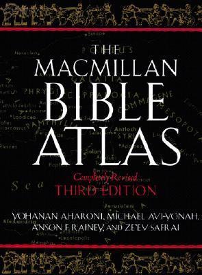 Macmillan Bible Atlas
