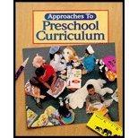 Approaches to Preschool Curriculum