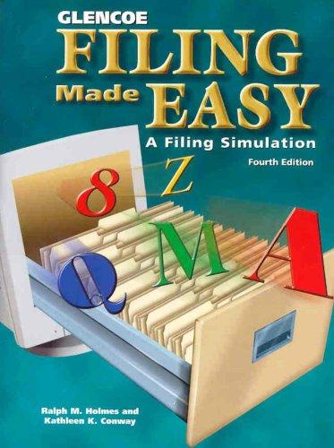 Filing Made Easy: A Filing Simulation