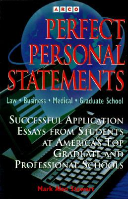 Perfect personal statements mark alan stewart