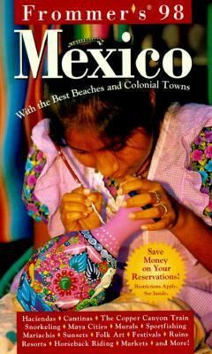 Frommer's Mexico '98 - Will Tizard - Paperback