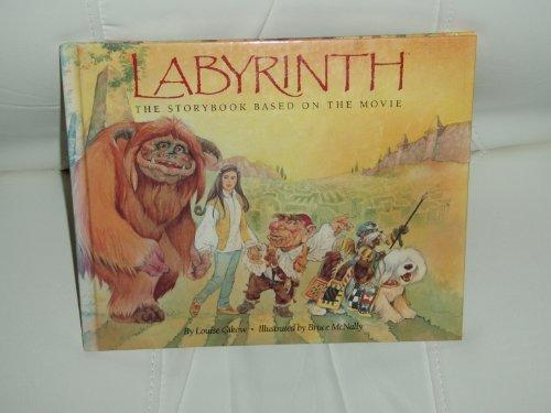 Labyrinth: The Storybook Based on the Movie