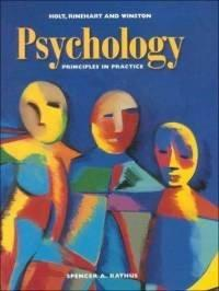 Psychology: Principles in Practice, Annotated Teacher's Edition