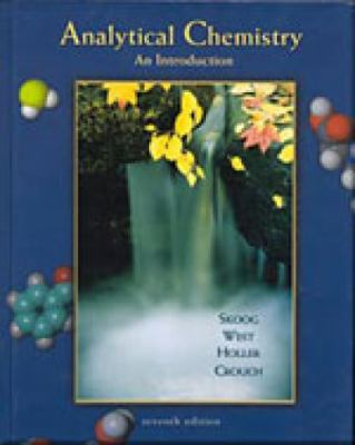 Analytical Chemistry: An Introduction (Saunders Golden Sunburst Series)