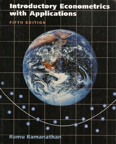 Introduction Econometrics with Application and software: 5th Edition