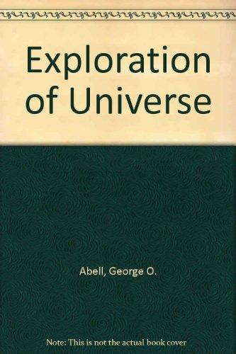 Exploration of Universe