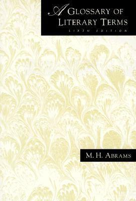 abrams glossary literary