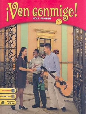 Ven Conmigo! Holt Spanish Level 1