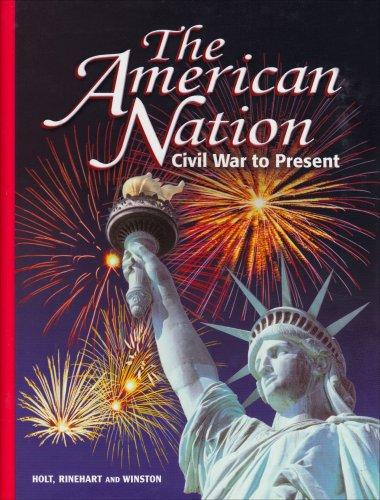 The American Nation: Civil War to Present : Election 2000 Coverage