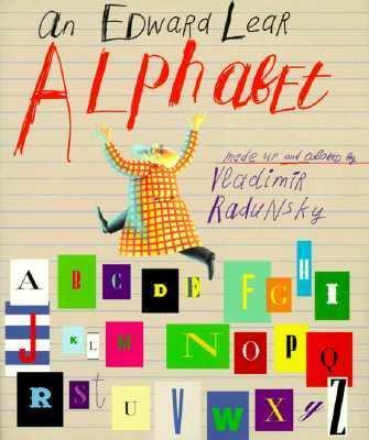 Edward Lear Alphabet