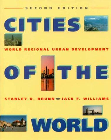 the development of world cities and 23092016 goal 11: sustainable cities and communities more than half of the world's population now live in urban areas by 2050, that figure will have risen to 6.