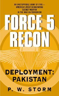 Force 5 Recon Deployment Pakistan