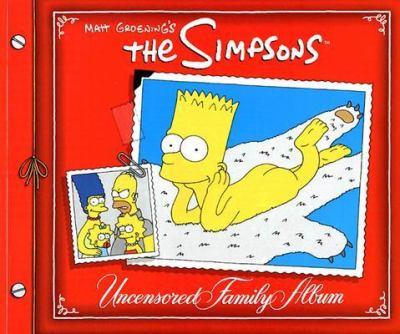 Simpsons Uncensored Family Album