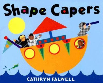 Shape Capers Shake a Shape