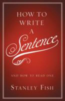 how to write a sentence stanley fish epub