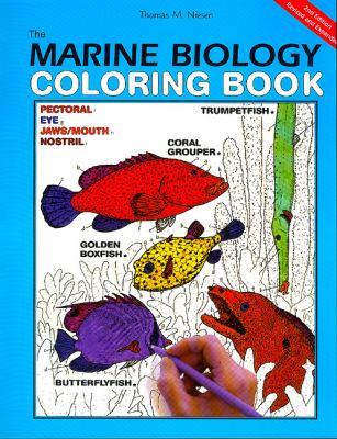 Marine Biology Coloring Book