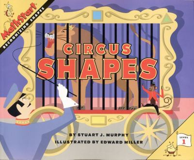 Circus Shapes Level 1, Recognizing Shapes