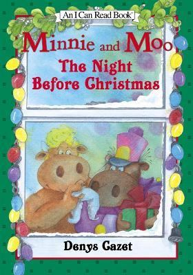 Minnie and Moo The Night Before Christmas