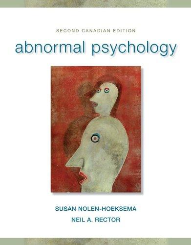 Abnormal Psychology, 5th (fifth) Edition