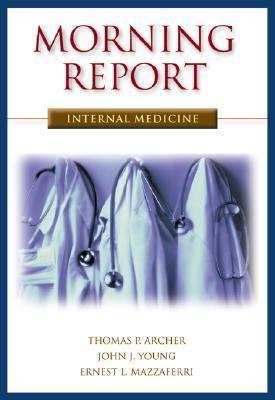 Morning Report Internal Medicine