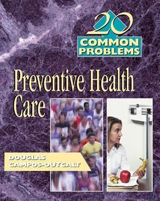 20 Common Problems in Preventive Health Care