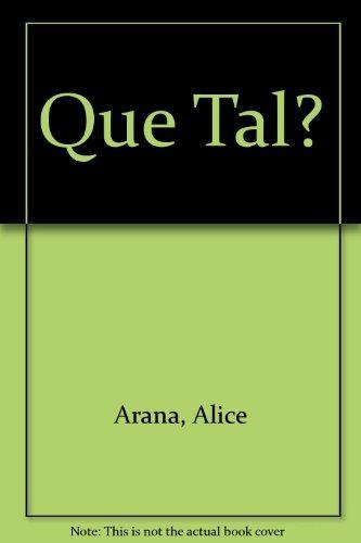 Workbook/Lab Manual (Vol. II) to accompany Que tal?