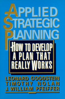 Applied Strategic Planning A Comprehensive Guide