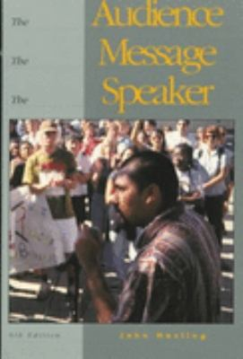 Audience, the Message, the Speaker