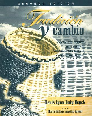 Tradicion Y Cambio Lecturas Sobre LA Cultura Latinoamerica Contemporanea