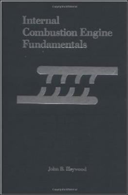 Internal Combustion Engine Fundamentals