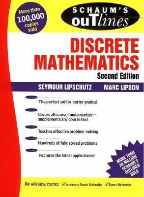 Schaum's Outline of Theory and Problems of Discrete Mathematics