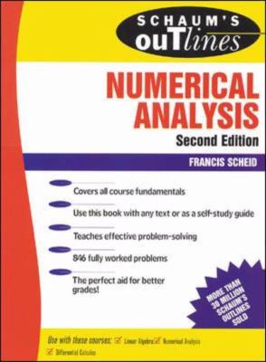 Schaum's Outline of Theory and Problems of Numerical Analysis