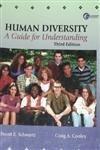 Human Diversity: A Guide for Understanding