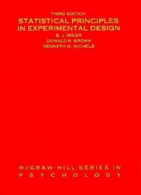 Statistical Principles in Experimental Design