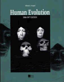 Human Evolution, 1996-1997 Edition