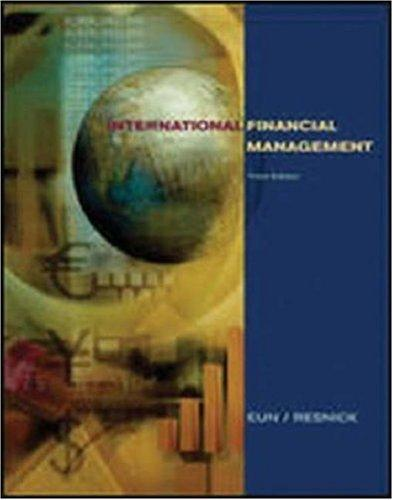 International financial management the mcgraw hill irwin for Mcgraw hill real estate