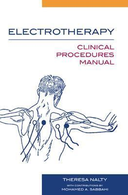 Electrotherapy Clinical Procedures Manual