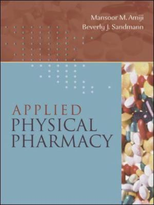 Applied Physical Pharmacy