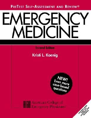 Emergency Medicine Pretest Self-Assessment and Review