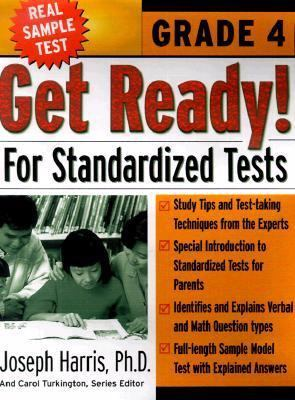 Get Ready for Standardized Tests Grade Four