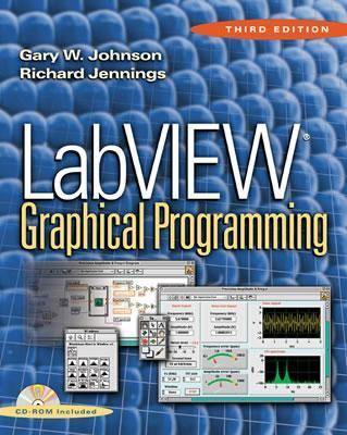 Labview Graphical Programming Practical Applications in Instrumentation and Control