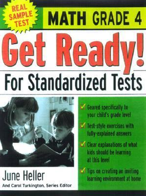Get Ready! for Standardized Tests Math, Grade 4