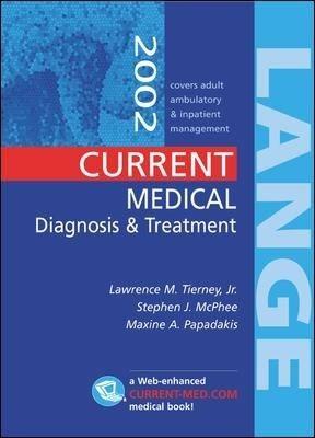 Current Med.diagnosis+treatment,2002