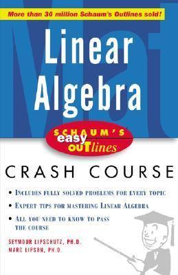 Schaum's Easy Outlines Linear Algebra